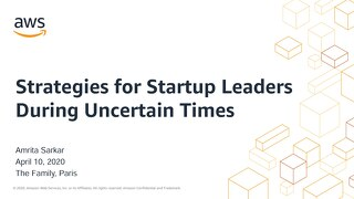 Strategies for founders in challenging times