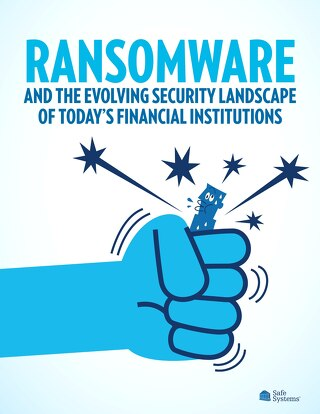 Ransomware and The Evolving Security Landscape