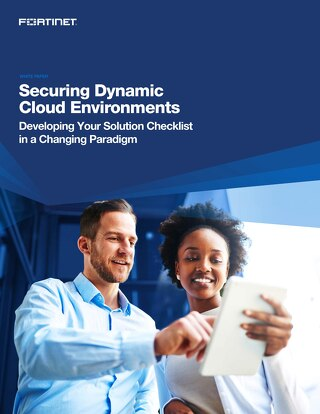 Securing Dynamic Cloud Environments: Developing Your Solution Checklist in a Changing Paradigm