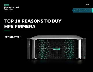 HPE Top Ten Reasons To Buy HPE Primera