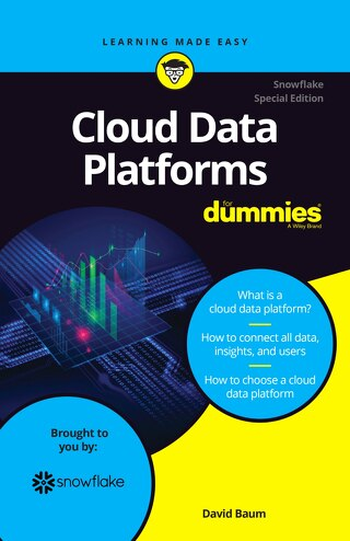 Cloud Data Platform for Dummies