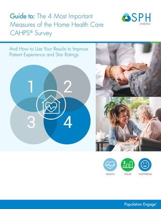 Guide to: The 4 Most Important Measures of the Home Health Care CAHPS Survey