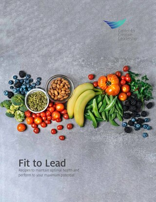 Fit to Lead Recipes - Center for Creative Leadership