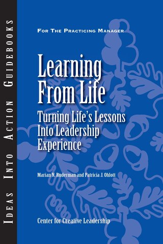 Learning from Life Guidebook - Center for Creative Leadership