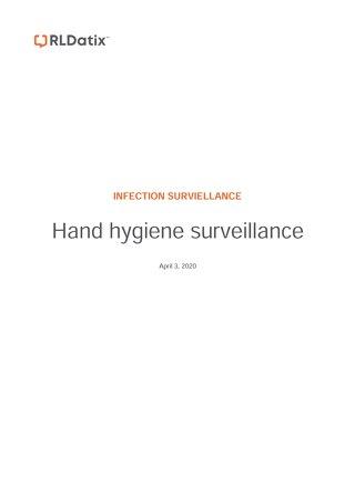 RL6: Job Aid Hand Hygiene Surveillance