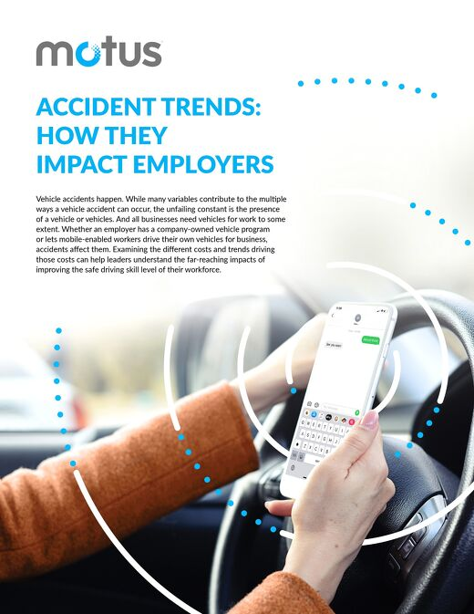Accident Trends: How They Impact Employees Report