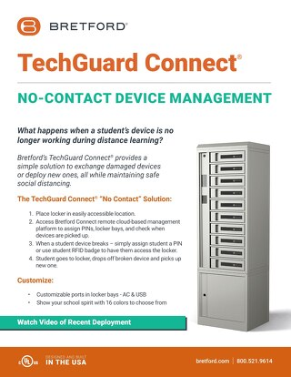 No Contact IT - TechGuard Connect