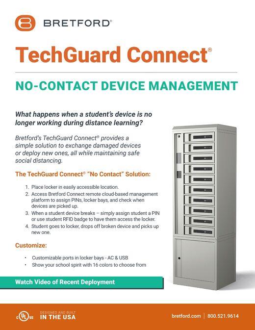 No Contact IT - TechGuard Connect