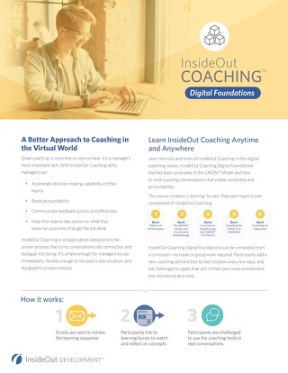 InsideOut Coaching Digital Foundations Information Page