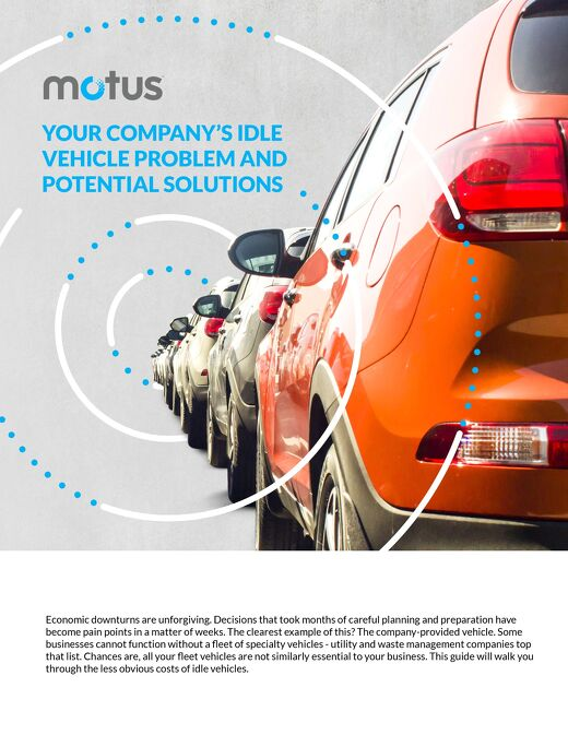 Your Company's Idle Vehicle Problem and Potential Solutions Guide