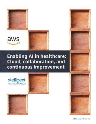 Enabling AI in healthcare: Cloud, collaboration, and continuous improvement