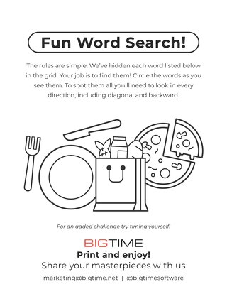 BigTime Word Search
