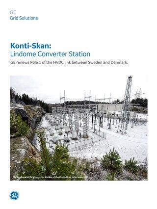 Case study: Lindome station HVDC case