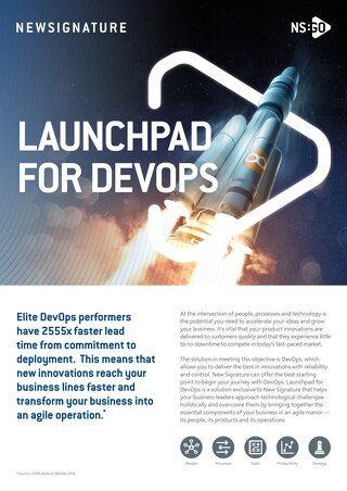 NS:GO Launchpad For DevOps 2020