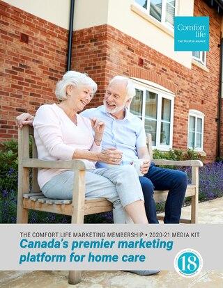 2020 Comfort Life Home Care Kit