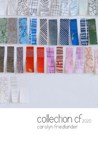 collection CF 2020 lookbook