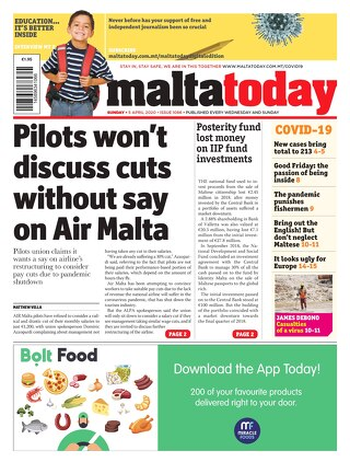 MALTATODAY 5 April 2020