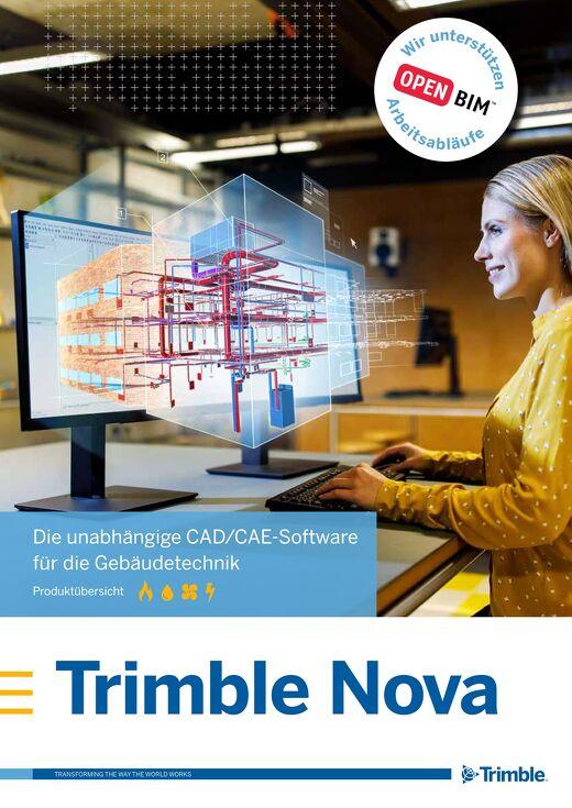 Trimble Nova Brochüre 2021