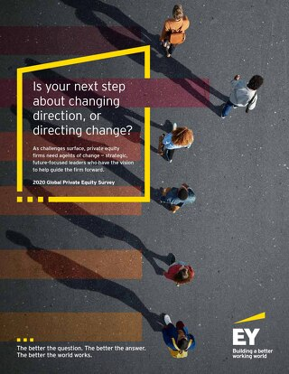 EY 2020 Global Private Equity Survey