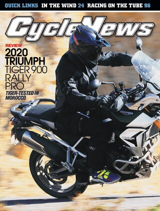 Cycle News 2020 Issue 14 April 7