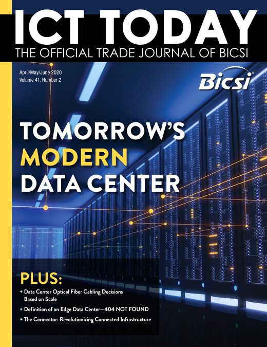 ICT Today - Tomorrow's Modern Data Center