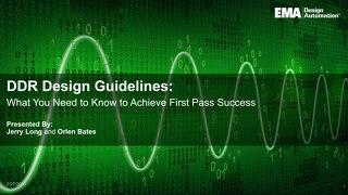 DDR Design Guidelines Slides