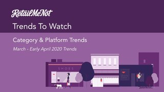 Trends To Watch April 9, 2020