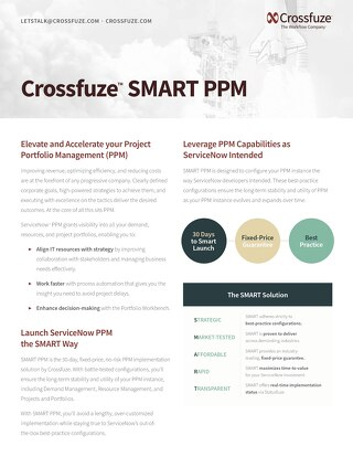 Crossfuze SmartPPM