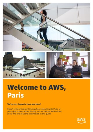 Welcome to AWS, Paris