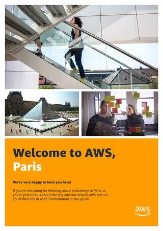 Welcome to AWS, Paris