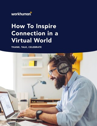 Thank, Talk, Celebrate: A Guide to Inspiring Virtual Human Connection