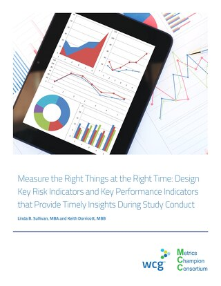 Measure the Right Things at the Right Time: Design Key Risk Indicators and Key Performance Indicators that Provide Timely Insights
