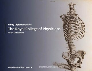 皇家医师学院:在档案馆里