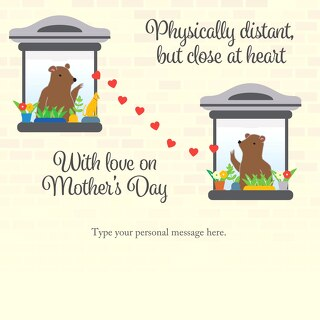 Mother's Day eCard: Download and Write your Own Message
