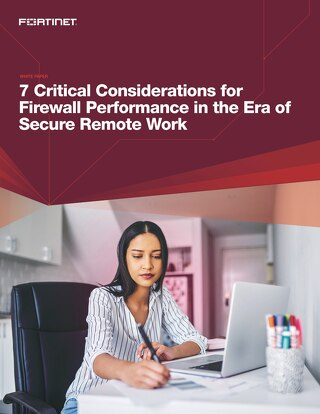 7 Critical Considerations for Firewall