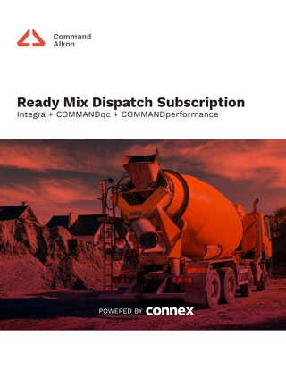 Ready Mix Enterprise Bundle - Integra, COMMANDqc, & COMMANDperformance