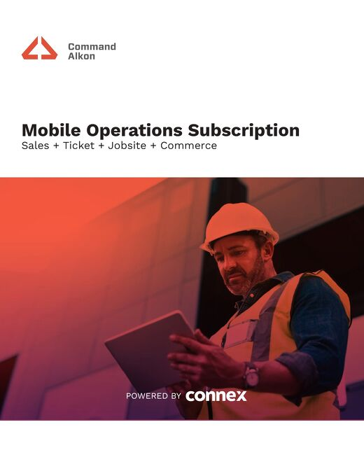 Mobile Enterprise Bundle - Sales, Ticket, Jobsite, & Commerce