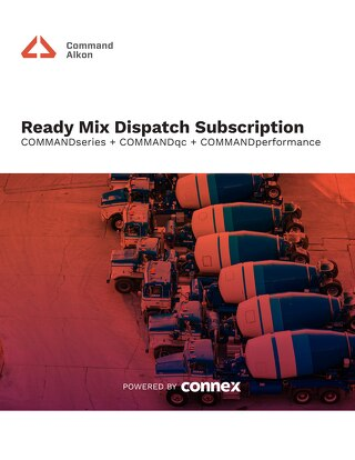Ready Mix Enterprise Bundle - COMMANDseries, COMMANDqc, & COMMANDperformance