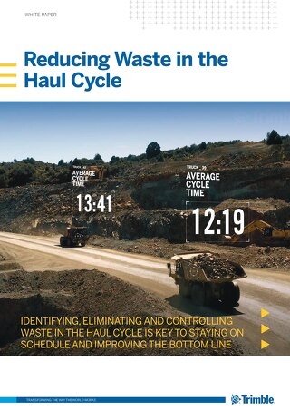 Reducing Waste in Material Hauling White Paper - English