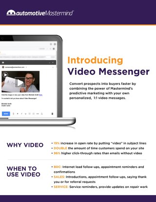 Video Messenger from Mastermind