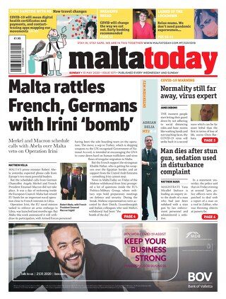 MaltaToday 10 May 2020