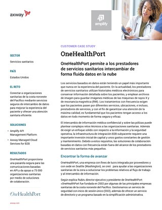 OneHealthPort