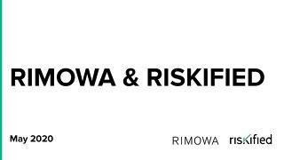 Rimowa - Riskified May 7th 2020