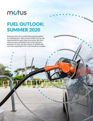 2020 Summer Fuel Outlook Report