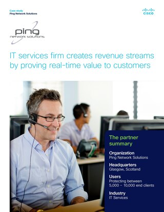 Ping Network Solutions Customer Story