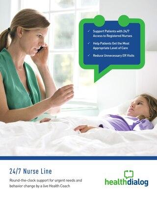Nurse Line Brochure
