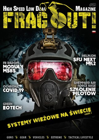 Frag Out! Magazine #29 PL