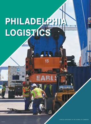 Port of Philadelphia Logistics May 2020