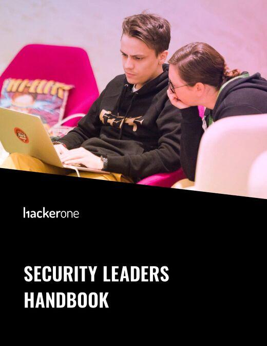Security Leaders Handbook