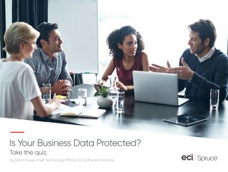 Is Your Data Protected - Quiz and Ebook